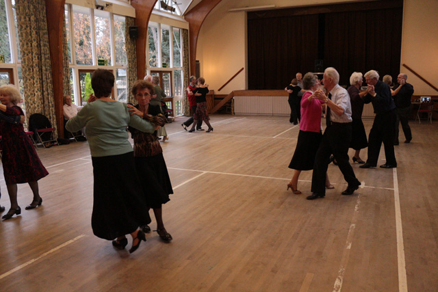 Let's Swing Sequence Dance at St Bartholomew's ... - YouTube